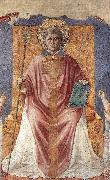GOZZOLI, Benozzo St Fortunatus Enthroned sdg oil painting picture wholesale