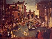 Gentile Bellini The Miracle of the True Cross near the San Lorenzo oil painting picture wholesale
