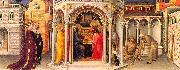 Gentile da  Fabriano The Presentation in the Temple oil painting picture wholesale