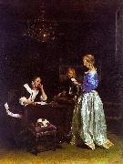 Gerard Ter Borch The Letter_a oil painting picture wholesale