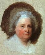 Gilbert Charles Stuart Martha Washington oil painting picture wholesale