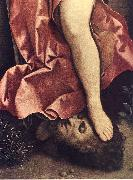 Giorgione Judith (detail) hh oil painting picture wholesale