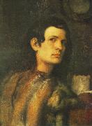 Giorgione Portrait of a Young Man dh oil painting picture wholesale
