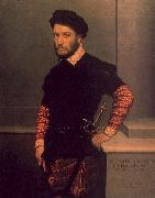 Giovanni Battista Moroni Portrait of the Duke of Albuquerque oil painting picture wholesale