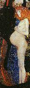 Gustav Klimt Hope I oil painting artist