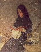 Gwen John The Precious Book oil painting picture wholesale