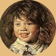 HALS, Frans Fisher Boy sg oil painting artist