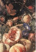 HEEM, Cornelis de Still-Life with Flowers and Fruit (detail) sg oil painting picture wholesale