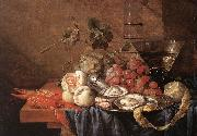HEEM, Jan Davidsz. de Fruits and Pieces of Sea sg oil painting picture wholesale