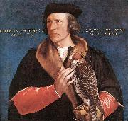 HOLBEIN, Hans the Younger Robert Cheseman sg oil painting artist