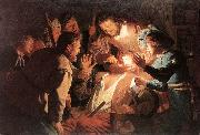 HONTHORST, Gerrit van The Dentist sg oil painting picture wholesale