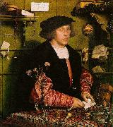 Hans Holbein George Gisze oil painting picture wholesale
