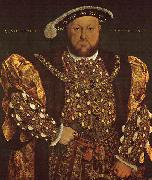 Hans Holbein Portrait of Henry VIII oil painting picture wholesale