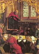 Hans Suss von Kulmbach The Sermon of St.Peter oil painting picture wholesale