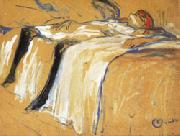 Henri De Toulouse-Lautrec Alone oil painting picture wholesale