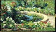 Henri Martin Prints Bassin Central oil painting picture wholesale