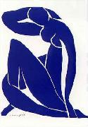 Henri Matisse Prints Blue Nude II oil painting picture wholesale