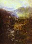 J.M.W. Turner Morning Amongst Coniston Fells, Cumberland oil painting picture wholesale