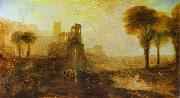 J.M.W. Turner Caligula's Palace and Bridge. oil painting picture wholesale