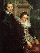 Jacob Jordaens A Young Married Couple oil painting picture wholesale