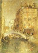 James Abbott McNeil Whistler Venice oil painting picture wholesale