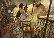James Tissot Hide and Seek oil painting picture wholesale