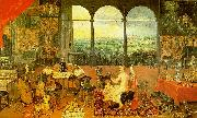Jan Brueghel The Sense of Hearing oil painting picture wholesale