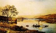 Jasper Cropsey Greenwood Lake oil painting artist