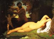 Jean Auguste Dominique Ingres The Turkish Bath oil painting picture wholesale