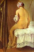 Jean Auguste Dominique Ingres The Bather of Valpincon oil painting picture wholesale