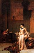 Jean Leon Gerome Cleopatra before Caesar oil painting picture wholesale