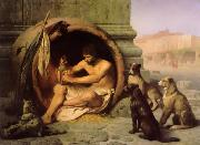 Jean Leon Gerome Diogenes oil painting picture wholesale