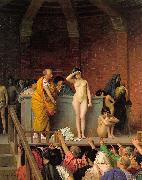 Jean Leon Gerome Slave Auction oil painting picture wholesale