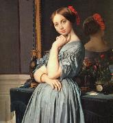 Jean-Auguste Dominique Ingres The Comtesse d'Haussonville oil painting picture wholesale