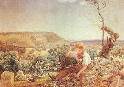 John Edward Brett The Stonebreaker oil painting picture wholesale