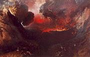 John Martin The Great Day of His Wrath oil painting picture wholesale