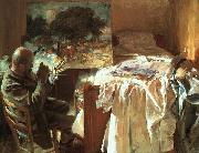 John Singer Sargent An Artist in his Studio oil painting picture wholesale