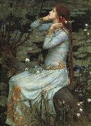 John William Waterhouse Ophelia oil painting picture wholesale
