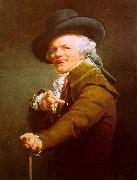 Joseph Ducreux Self Portrait_10 oil painting picture wholesale
