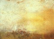 Joseph Mallord William Turner Sunrise with Sea Monsters oil painting picture wholesale