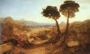 Joseph Mallord William Turner The Bay of Baiaae with Apollo and the Sibyl oil painting artist