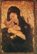 MALOUEL, Jean Madonna and Child s oil painting artist