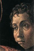 MANTEGNA, Andrea The Madonna of the Cherubim sg oil painting picture wholesale