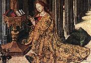 MASTER of the Aix Annunciation The Annunciation (detail) sgu oil painting picture wholesale