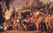 MOEYAERT, Claes Cornelisz. Triumph of Bacchus ga oil painting picture wholesale