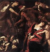 MORAZZONE Martyrdom of Sts Seconda and Rufina dsh oil painting picture wholesale