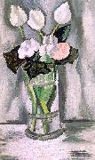 Marsden Hartley Fleurs d'Orphee oil painting artist