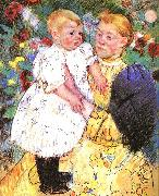 Mary Cassatt In the Garden ff oil painting picture wholesale