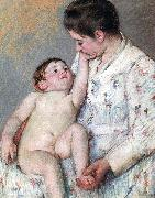 Mary Cassatt The Caress oil painting picture wholesale