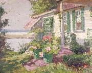 Matilda Browne Clark Voorhee's House oil painting picture wholesale